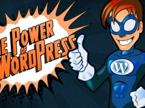 puterea wordpress
